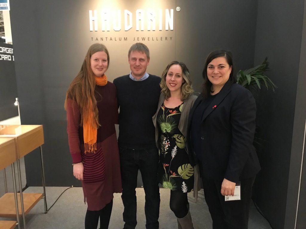 Inhorgenta 2019 Munich Gruppenbild
